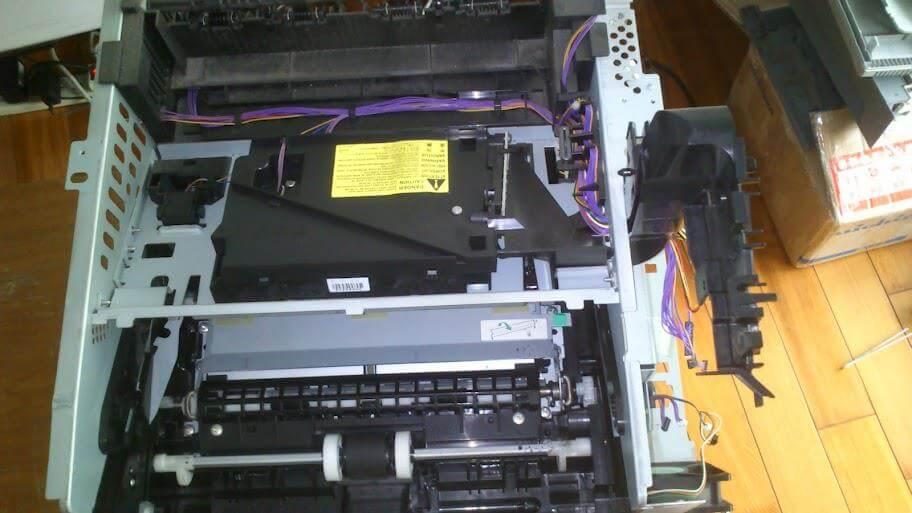 hp印表機繪圖機維修